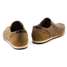 Mario Pala Men's shoes 624 brown 6