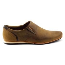 Mario Pala Men's shoes 624 brown 1