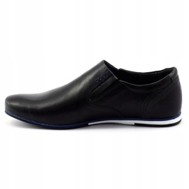Mario Pala Men's shoes 624 black 3