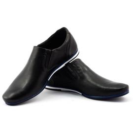 Mario Pala Men's shoes 624 black 4