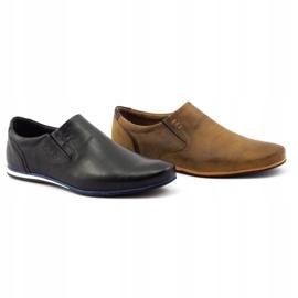 Mario Pala Men's shoes 624 black 1