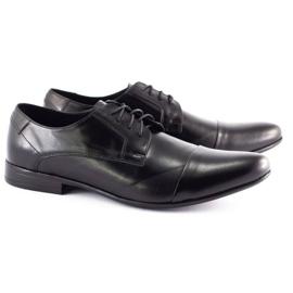 JR Men's formal shoes 197 black 1