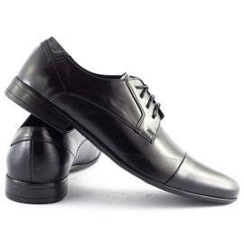 JR Men's formal shoes 197 black 3