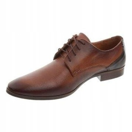 Men's formal shoes 282 brown 2