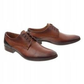 Men's formal shoes 282 brown 3