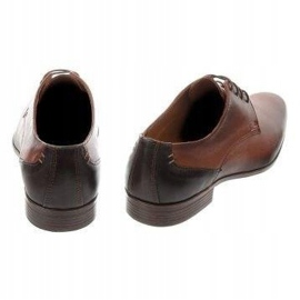 Men's formal shoes 282 brown 4