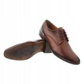 Men's formal shoes 282 brown 6