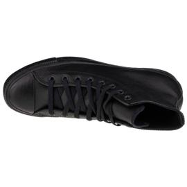 Converse All Star Ox High 135251C shoes black 2
