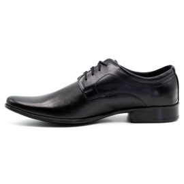 Lukas 447 black men's formal shoes 1