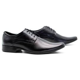 Lukas 447 black men's formal shoes 3