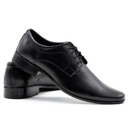 Lukas 447 black men's formal shoes 5