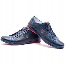 Joker Men's casual shoes 295J navy blue 6