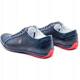 Joker Men's casual shoes 295J navy blue 7