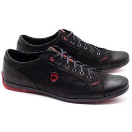 Joker Black casual men's shoes 295J 2