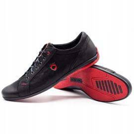 Joker Black casual men's shoes 295J 3