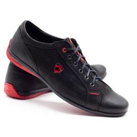 Joker Black casual men's shoes 295J 4