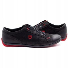 Joker Black casual men's shoes 295J 5
