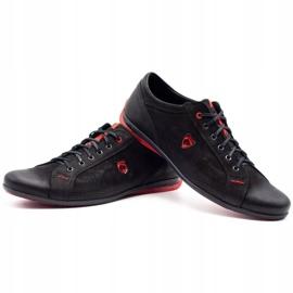 Joker Black casual men's shoes 295J 6