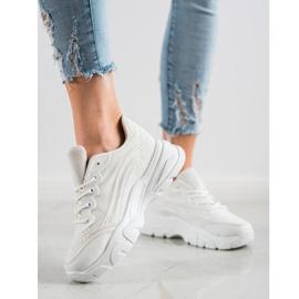 SHELOVET White Sneakers 5