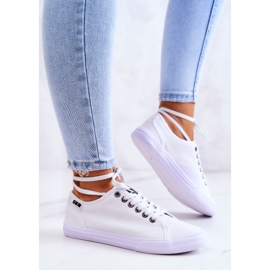 Women's Sneakers Big Star W274835 White 8