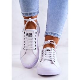 Women's Sneakers Big Star W274835 White 7
