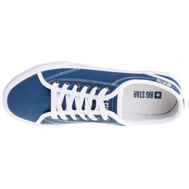 Big Star Shoes W W274834 white blue 2