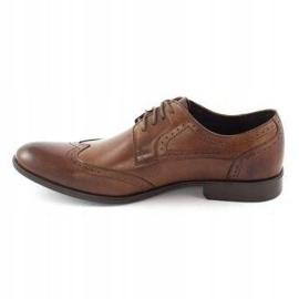 TAPI Men's formal shoes 5651 brown 1