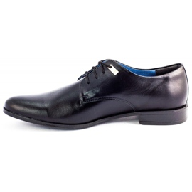 Formal men's shoes 090 black 1