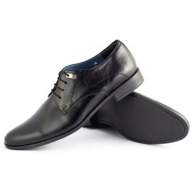 Formal men's shoes 090 black 3