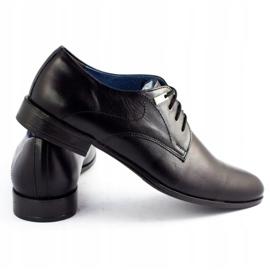 Formal men's shoes 090 black 4