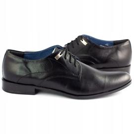 Formal men's shoes 090 black 5