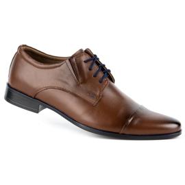 Lukas Men's formal shoes 286 brown 2