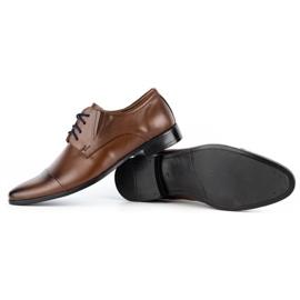 Lukas Men's formal shoes 286 brown 4