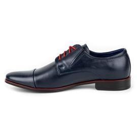 Lukas Men's formal shoes 286 navy blue 1