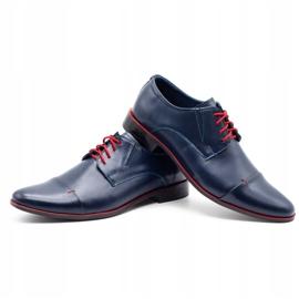 Lukas Men's formal shoes 286 navy blue 6