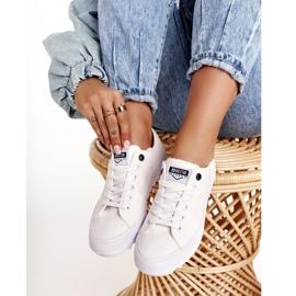 Women's Sneakers Big Star FF274245 White 4