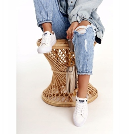Women's Sneakers Big Star FF274245 White 3