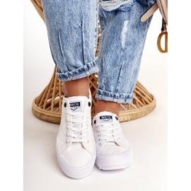 Women's Sneakers Big Star FF274245 White 5