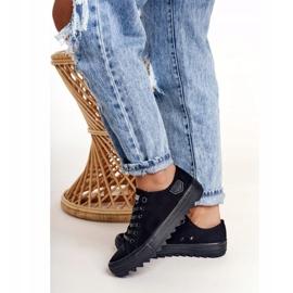Women's Sneakers Big Star FF274248 Black 6