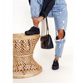 Women's Sneakers Big Star FF274248 Black 4