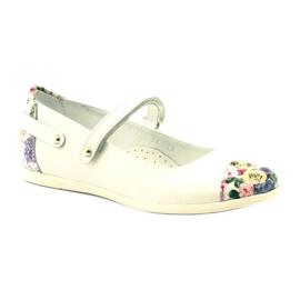 Ballerinas girls flowers Bartek white multicolored 1