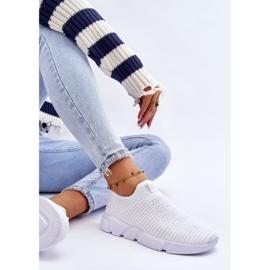 Women's Sport Shoes Slip-on Big Star DD274460 White 5