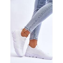 Women's Sport Shoes Slip-on Big Star DD274460 White 3
