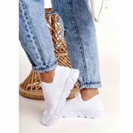 Women's Sport Shoes Slip-on Big Star DD274460 White 6