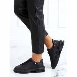 Black women's sneakers SC36 All Black 1