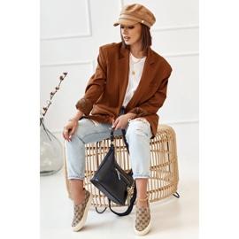 Women's Logged Sneakers Slip-On Khaki Challenge beige brown 6