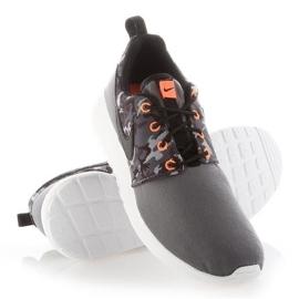 Nike Roshe One Print Jr 677782-004 shoe white 2