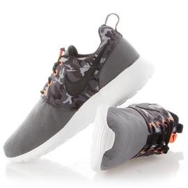 Nike Roshe One Print Jr 677782-004 shoe white 4