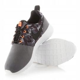 Nike Roshe One Print Jr 677782-004 shoe white 5