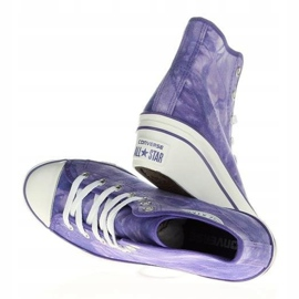 Converse Chuck Taylor Side W 542469F white violet 3